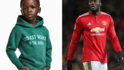Romelu Lukaku pakt uit met het perfecte antwoord voor H&M na ophef rond 'racistische trui'