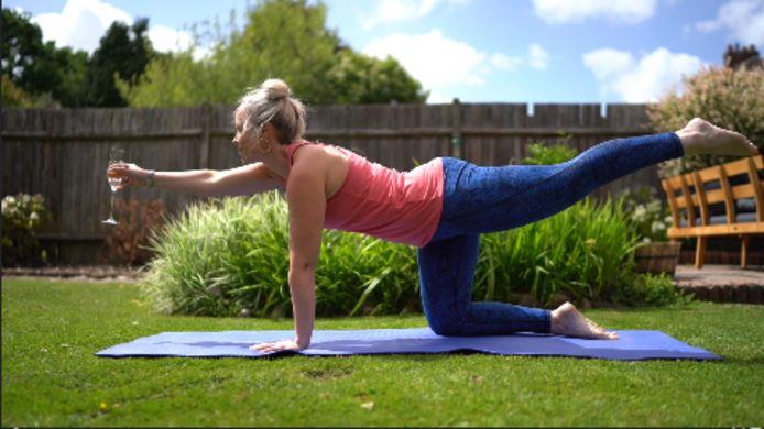 Joindre l'effort et le réconfort, la bonne idée de Kelly Ravenscroft