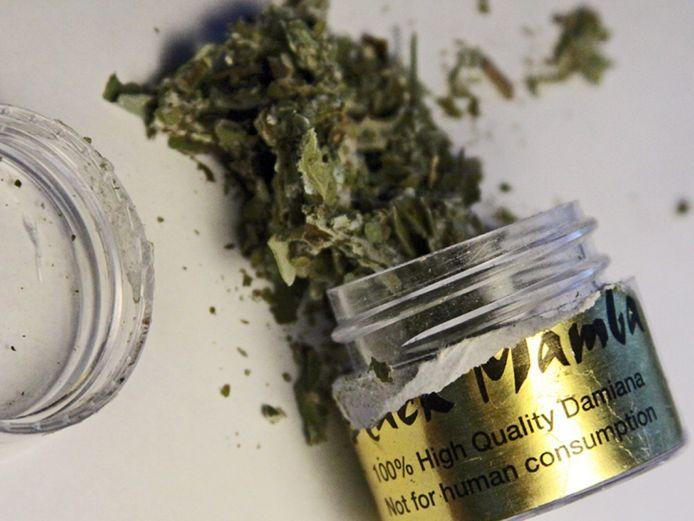 Synthetische cannabis is een gevaarlijk goedje
