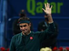 Retour gagnant de Roger Federer après treize mois d'absence