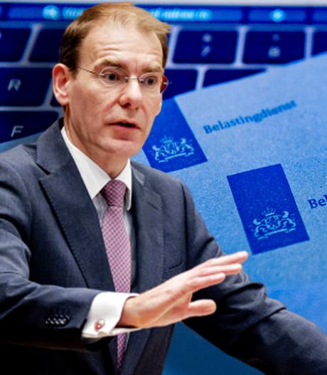 Gedupeerde: 'Raadsel waarom Belastingdienst 65.000 euro terugeiste'