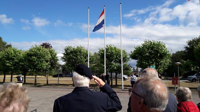Veteranendag Berkelland Kamp Holterhoek Eibergen