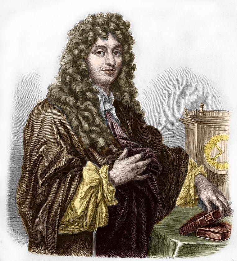 Christiaan Huygens onderhield intensief en dus tijdrovend contact met geleerden uit heel Europa.   Beeld Stefano Bianchetti/Getty Images