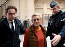 Ook de vrouw van Balkany, Isabelle hielp mee 13 miljoen euro te verduisteren.