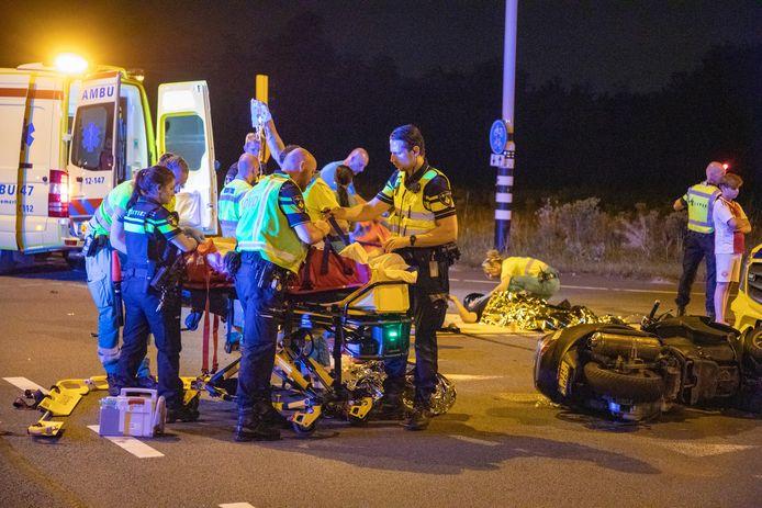 Vorig jaar waren er bijna 20 procent meer ongevallen dan in 2016, blijkt uit onderzoek van RTL Nieuws.