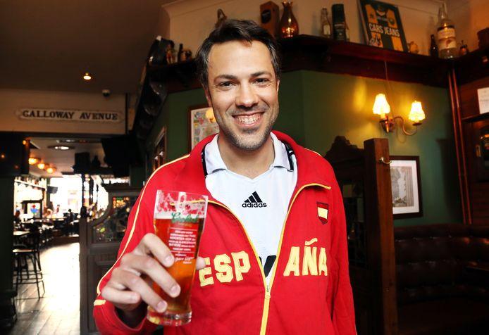 """Tomas uit Spanje: ,,Het is onvermijdelijk dat je alles gaat vergelijken met het team dat tussen 2008 en 2012."""""""