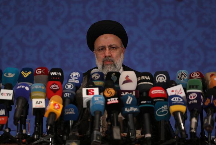 De recent verkozen president van Iran, Ebrahim Raisi, liet maandag tijdens zijn eerste persconferentie weten dat hij de Amerikaanse president Joe Biden niet wil ontmoeten.