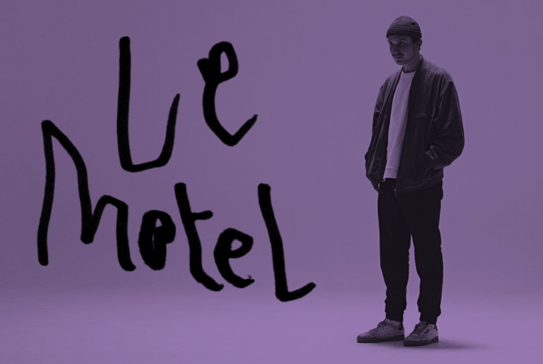 Le Motel - Fabien Leclercq - 'On-the-go' Beeld Humo