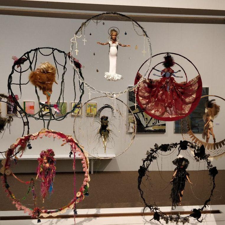 Het Speelgoedmuseum verlengde de tijdelijke tentoonstelling Barbie tot het einde van de paasvakantie.