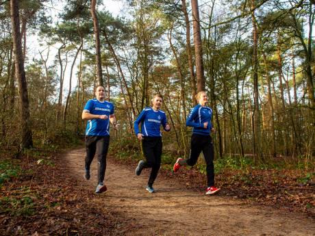 Spelers SO Soest rennen op Blue Monday 60 kilometer om geld in te zamelen voor jongeren met psychische problemen