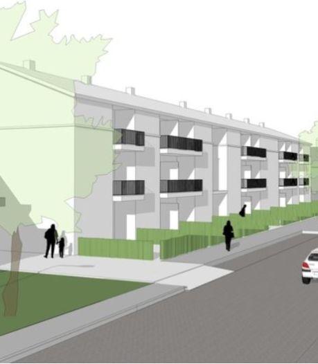 Raad van State vindt 'hoogbouw' sociale woningen Repellaan Schaijk prima