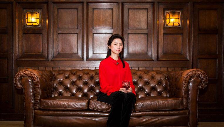 XiaoJia Xu (46) is sinds 2007 lid van de IGC Beeld Tammy van Nerum
