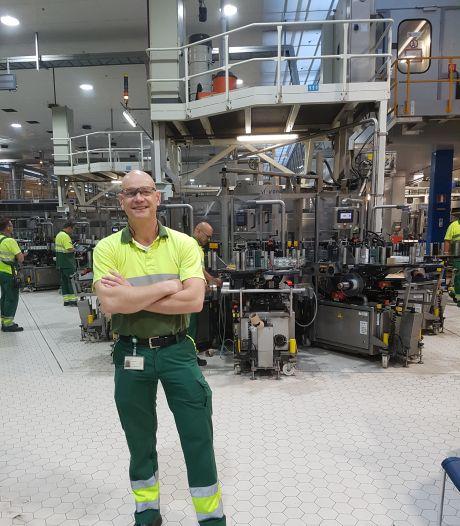 Eef (49) is supply chain-manager bij Heineken: 'Wat we na het werk drinken? Een 0.0-biertje'
