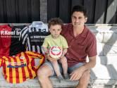 Rijke voetbalcarrière van Twan Smits is voorbij, maar gelukkig hebben we de knipsels van opa nog