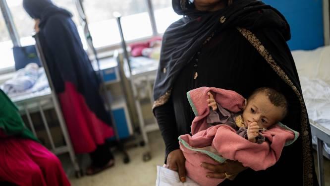 "VN-functionaris waarschuwt voor ""dreigende hongersnood"" in Afghanistan na talibanovername"