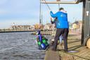 Door onduidelijke bediening raken scootmobielen bovengemiddeld vaak te water