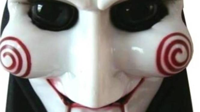 Meisje uit Breda aangerand door jongen met Saw-masker