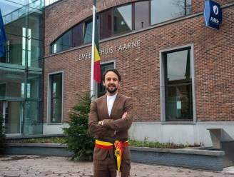 """Nieuwe burgemeester van Laarne Andy De Cock (31) is klaar voor 2021, maar blikt nog even terug: """"Meer samenhorigheid en minder individualisme: ook dat was de coronacrisis"""""""