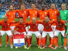 Oranje oefent tegen Europese top