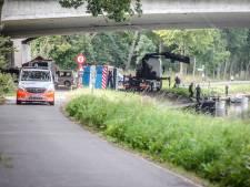 Lichaam aangetroffen in kanaal onder Expresswegbrug