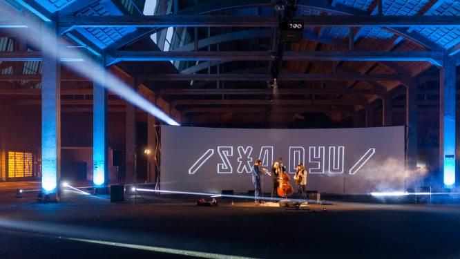 """Eerste lichtfestival 'Sxa.dyu' op Slachthuissite: """"Er gebeurt nog veel te weinig met licht in onze stad"""""""
