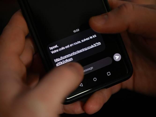 Frauduleuze sms'jes in naam van bpost: expert legt uit hoe je schade kunt beperken