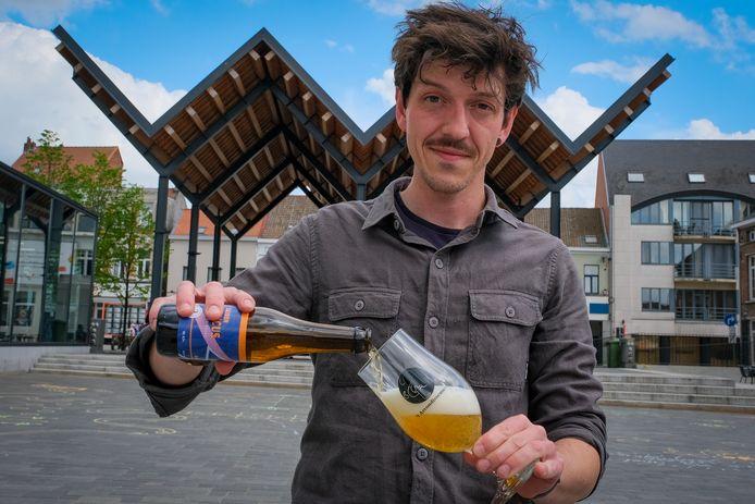 nieuw bier in Vilvoorde