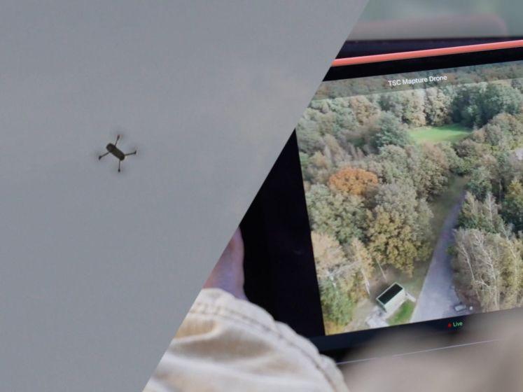 Twente krijgt dronenetwerk ter ondersteuning hulpdiensten