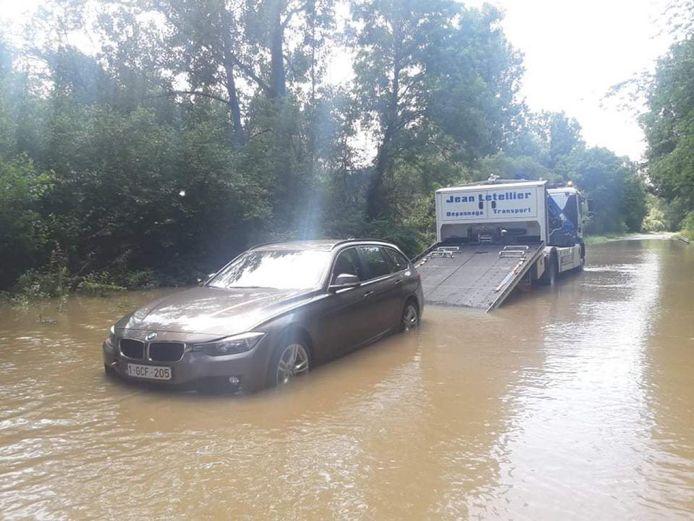 De wateroverlast is nog niet voorbij in de regio Leuven, ondanks het zonnige weer en de gunstige weersvoorspellingen.