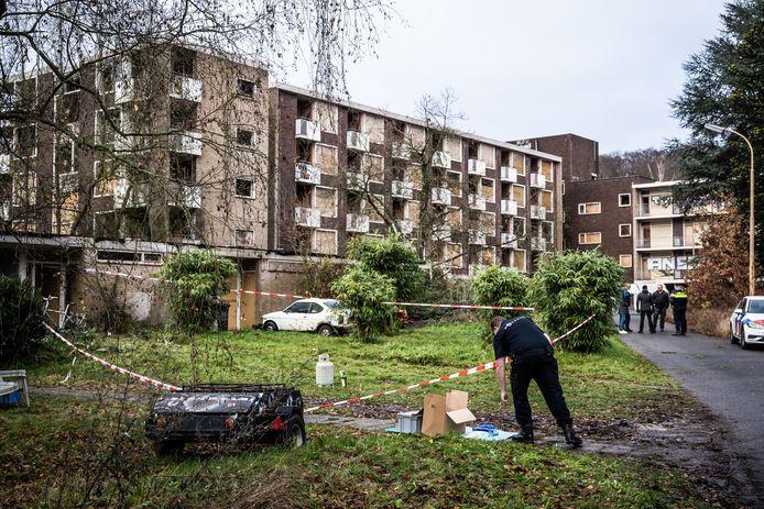 De politie doet onderzoek na het gewelddadige treffen met de Pool in Rheden.