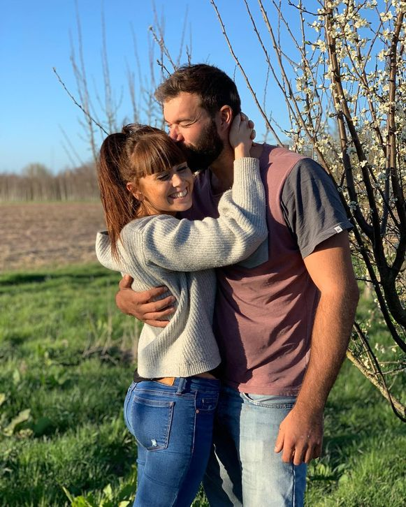 Boer zkt Vrouw-koppel Jan en Romina (foto Instagram)