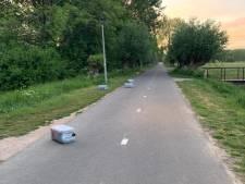 Derde dumping in een week; Zeker 40 vaten drugsafval bij Arnhemse woonwijk