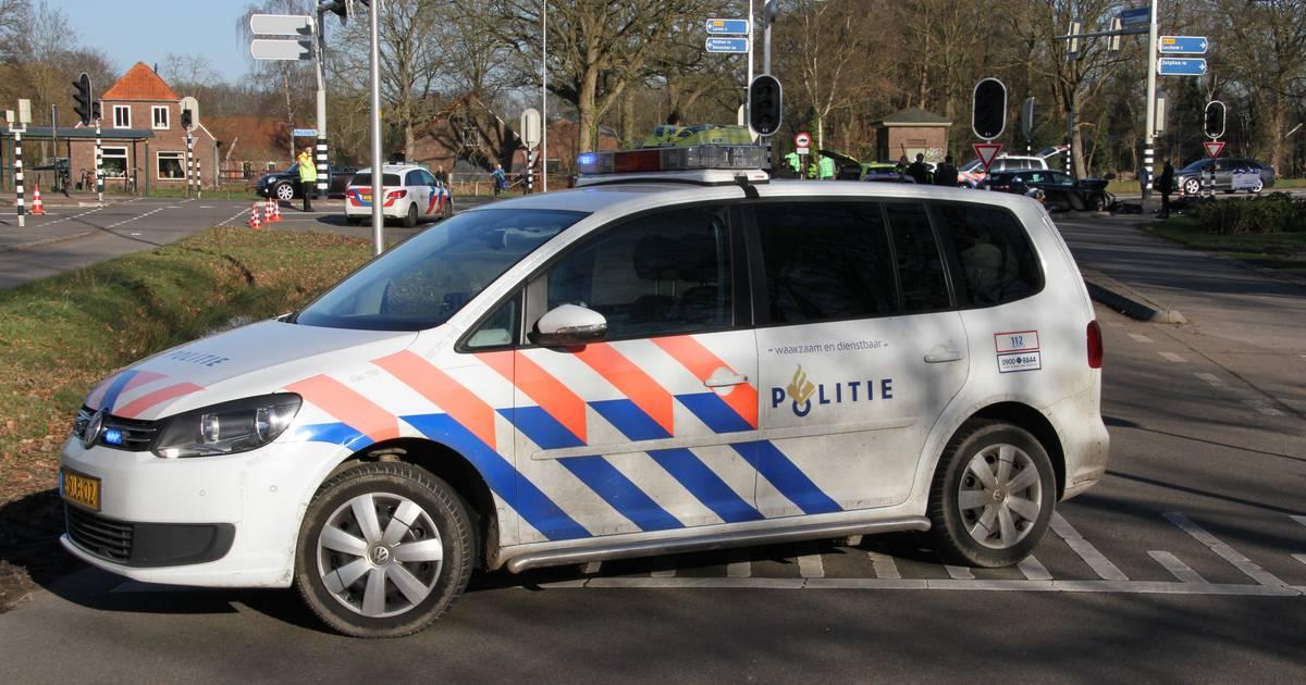 Motorrijder komt om het leven bij ongeval in Laren.