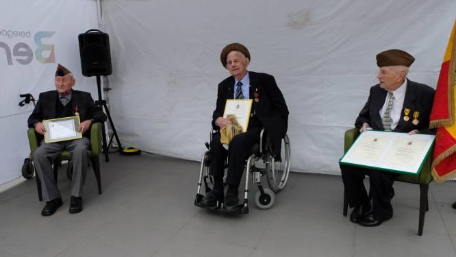 """Oud-strijders Berlaar krijgen 75 jaar na einde oorlog hun medailles: """"Doet me plezier dat ik toch nog erkenning krijg"""""""
