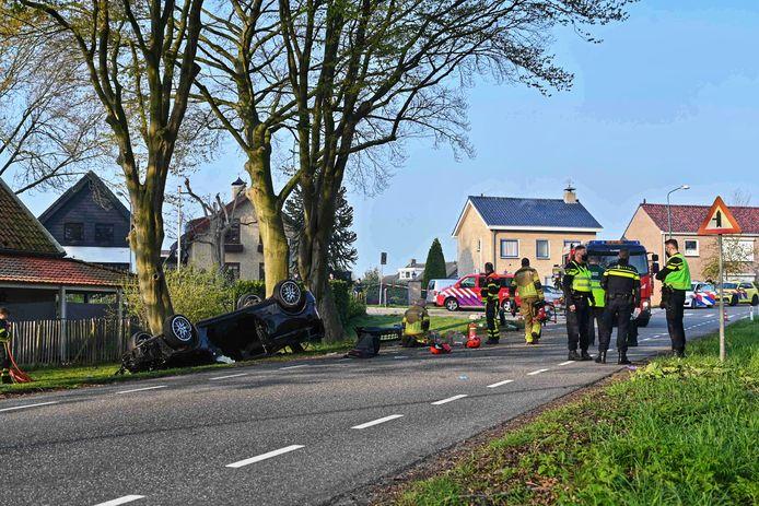 Ongeval in Klundert