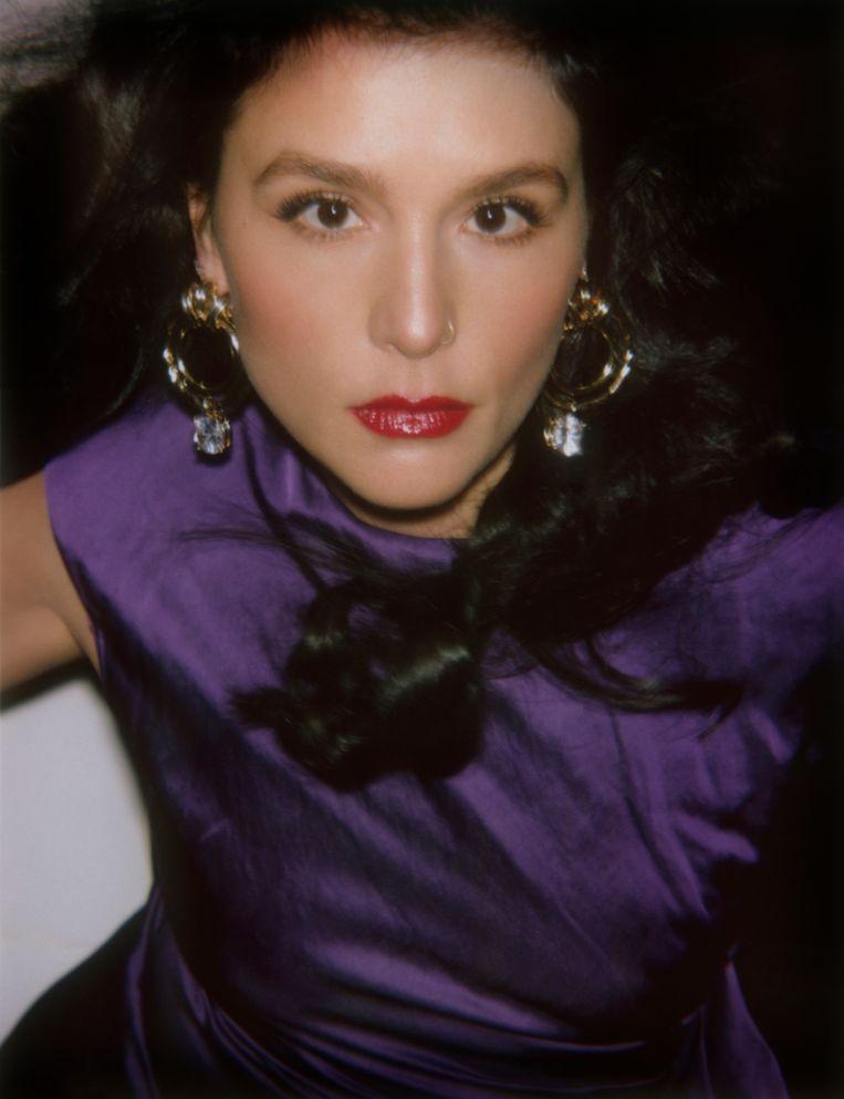 Jessie Ware had met haar nieuwe album de hoop om veel te gaan dansen tijdens haar optredens.  Beeld Carlijn Jacobs