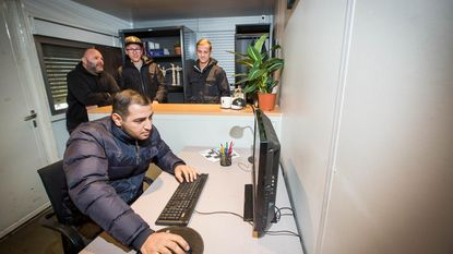 Mobiele escape room stimuleert ondernemingszin