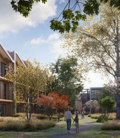 Dudok wil snel bouwen in Dordts Oranjehof: 'Iets wat er in Dordrecht nog niet is'