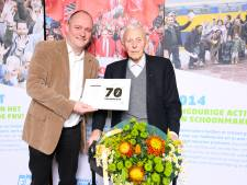 Jan Ketels 70 jaar vakbondslid