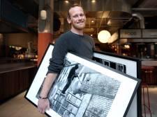 Nieuwe expositie én liefdesrelatie: Patrick 'Caveman' van der Jagt heeft het geluk gevonden