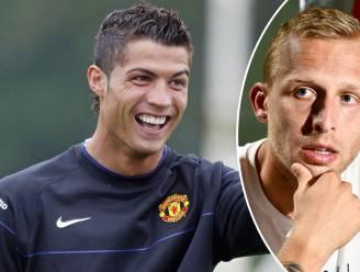 """Ritchie De Laet deelde halfjaar kleedkamer met Ronaldo: """"Toen ik 'm versloeg met pingpong, kocht hij meteen een eigen tafel om te oefenen"""""""