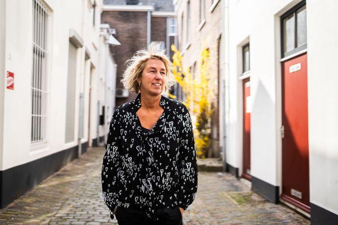 Henriette Verhoeven, al 29 jaar de coördinator van Stichting Jeugdland.