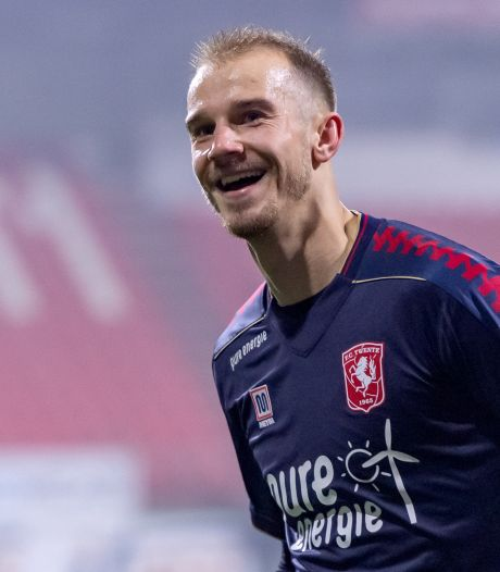 FC Twente legt Cerny definitief vast: 'Ik kan niet wachten op een volle Grolsch Veste'