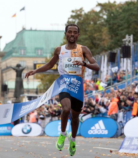 Bekele wil wereldrecord aanvallen tijdens marathon van Berlijn