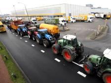 Ruim 6000 supermarktklanten zonder boodschappen door boerenprotesten bij distributiecentra
