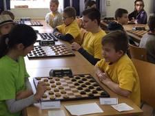 Rehobothschool Ochten Nederlands kampioen dammen