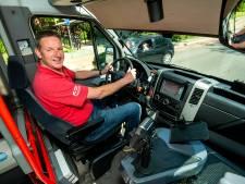 Buurtbus 556 op zoek naar extra chauffeurs