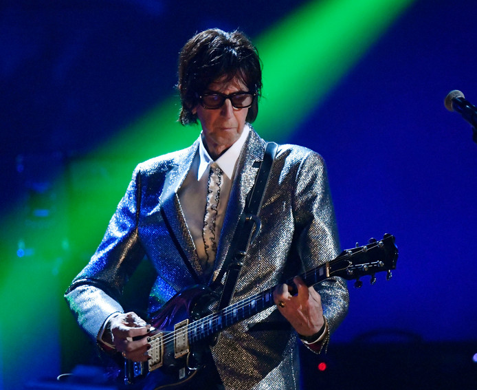 Ric Ocasek, in april 2018