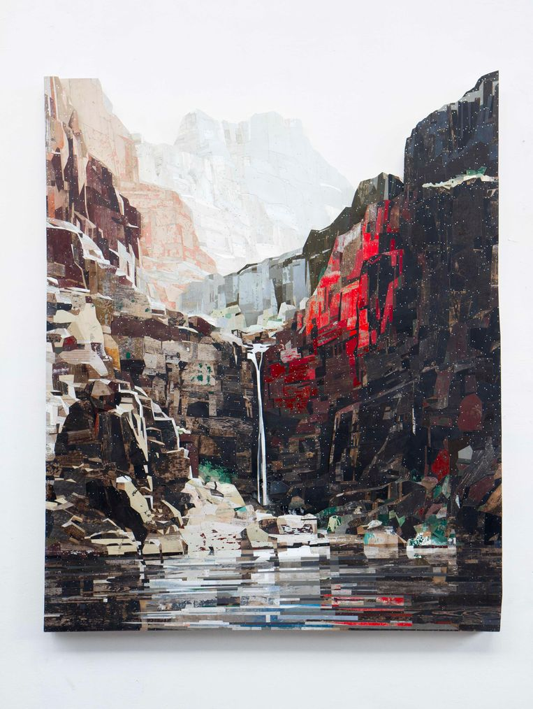 Ron van der Ende - Grand Canyon (2019), Galerie Ron Mandos  Beeld Gallery Viewer