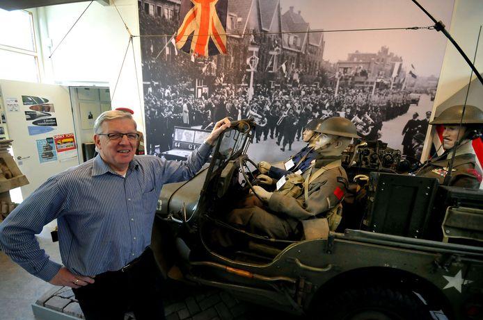Theo Berendsen van Museum 1940-1945.